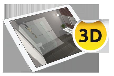 3D Visualisierung Badezimmer Anfragen
