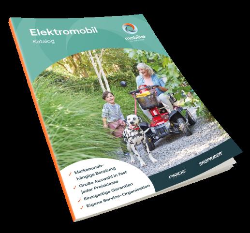 Elektromobil Broschuere Cover